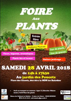 Foire aux Plants Au Jardin des Poucets